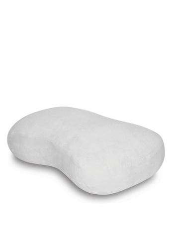 Backjoy white Posture Sleep Soft BA496AC0K9SRPH_1