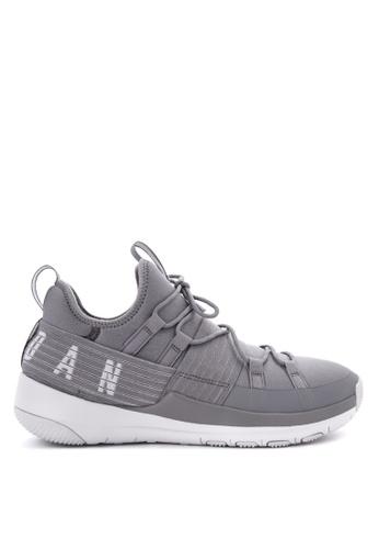 Nike grey Men's Jordan Trainer Pro Training Shoes NI126SH0K8COPH_1