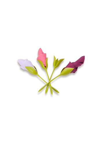 Peleg Bloom Napkin Holder Set 6BA99HLCDE930FGS_1