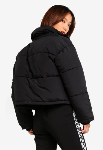 37548b359 Short Padded Jacket