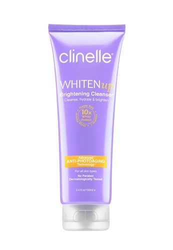 Clinelle Whitening : Clinelle [Official] WhitenUp Brightening Cleanser CL708BE93VEKMY_1