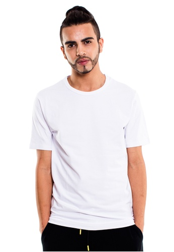 Reoparudo white Twins pack of RPD Original Tee (White) RE413US0FBQMSG_1