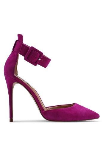 Steve Madden 粉紅色 Desire D'Orsay Stiletto Heels 1054BSH8C583EDGS_1