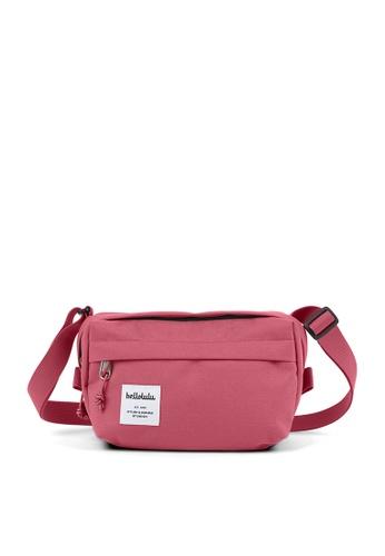 Hellolulu pink Hollis - Mini All Day Bag 9445AACB24CB41GS_1
