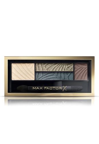 Max Factor green Max Factor Smokey Eye Drama Kit Eyeshadow Quad Palette,1.8 g, 05 Magnet Jades D1797BE7E0767FGS_1
