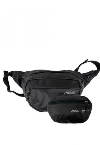 MATADOR black Matador On-Grid™ Packable Hip Pack Tas Pinggang Waist Bag 2L Black 89215AC7C1B6D3GS_1