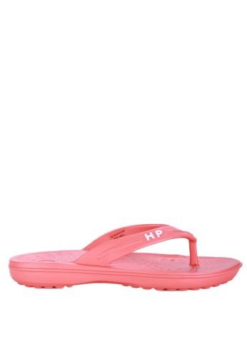 Hush Puppies Sandal Flip Flops Wanita Temma Coral