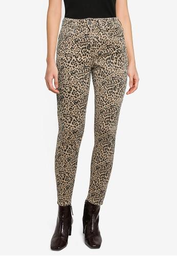 Gap multi V-mr Leopard Leggings 5B0ACAACE90642GS_1