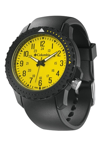 Columbia black Urbaneer III COCA020-020 Watch CO139AC64IDRSG_1