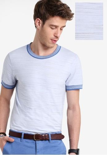 Boss Orange blue Teamer T-Shirt BO434AA99MGMMY_1
