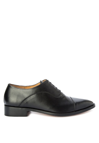 Bristol Shoes black Bellamy Captoe Oxford BR842SH0KS55PH_1