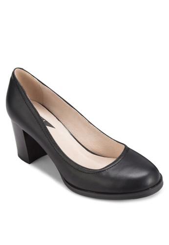 粗跟仿皮esprit outlet 桃園淑女鞋, 女鞋, 鞋
