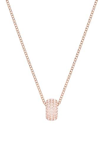 c2ed1b024f Buy Swarovski Stone Round Pendant Necklace Online | ZALORA Malaysia