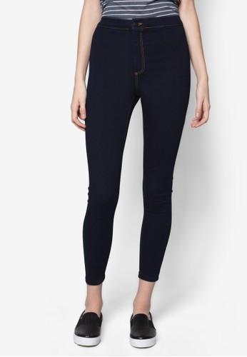 Moto 海軍藍 Joni 牛仔褲 L30&esprit暢貨中心quot;, 服飾, 服飾
