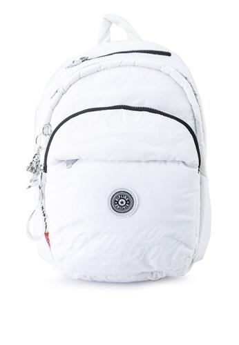 Kipling white Delia Backpack 04016AC42E1078GS_1