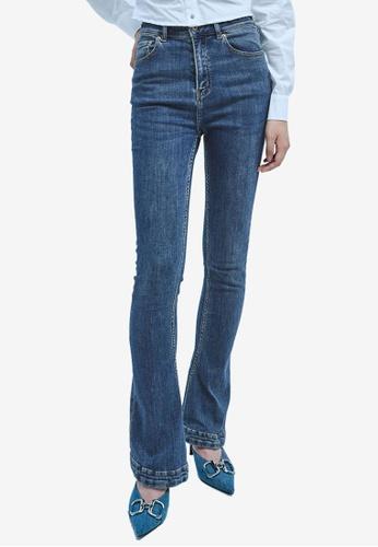 Urban Revivo blue Casual Jeans 77B24AA791E9C8GS_1