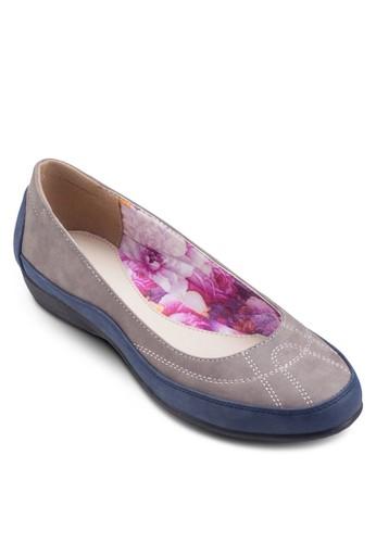 Sabra 運動風平底鞋, 女鞋,esprit part time 芭蕾平底鞋