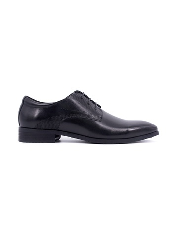 Hanson Bootmaker black Hanson Bootmaker Lace Up Derby- Black HA656SH0GHVXSG_1