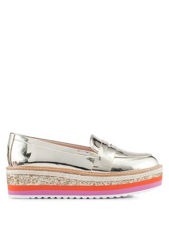 ALDO gold Ibaresen Loafers 42788SH02264E0GS_1