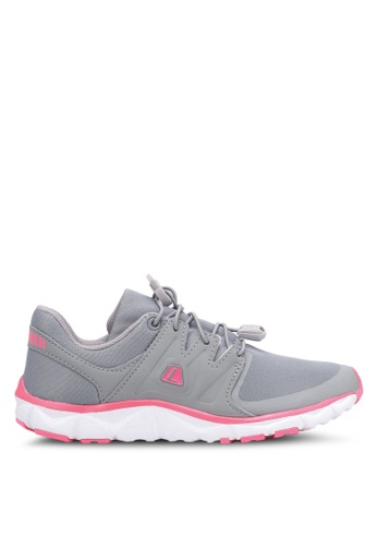 League grey Kumo Chi Shoes LE683SH0S2OQMY_1