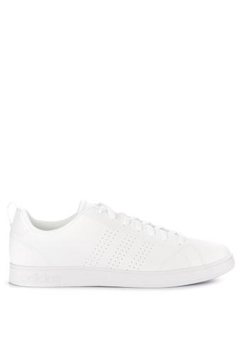 adidas white adidas vs advantage cl E7E0BSH49ECA78GS_1