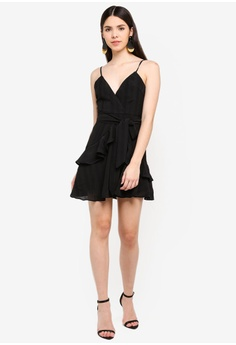 49% OFF INDIKAH Tiered Ruffle Dress With Sash S  92.34 NOW S  46.90 Sizes 8  12 e05acbc27