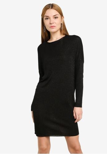 JACQUELINE DE YONG black Dance Dress 30ABEAACF6B1AFGS_1