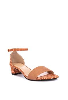 602fdb4c29e Primadonna Ankle Strap High Heels Php 1