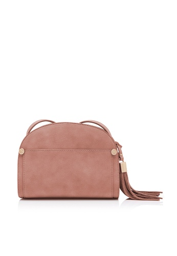 Forever New Brown And Pink Natalia Small Bag 37487acf90a906gs 1