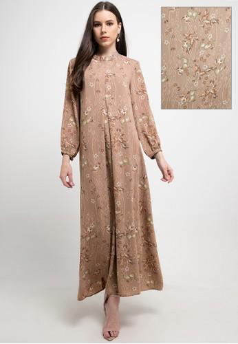 Kami for ZALORA June Dress 50BF1AAFC4B823GS_1