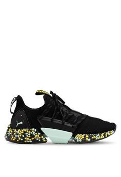 Puma black Run Train Hybrid Rocket Runner Women s Shoes 77350SHBD14312GS 1 c2405f034