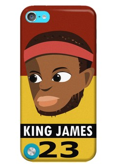 King James Hard Case for iPod Touch 5th Gen