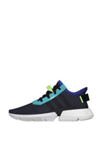 ADIDAS black pod-s3.1 shoes 7906BSH5B82313GS_1