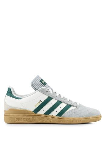 adidas grey adidas originals busenitz 3B64ASH74E2B80GS_1