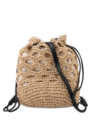niko and ... brown Bucket Bag 4B098AC615FA2AGS_1