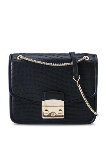 Furla black Crossbody Chain Bag 9858AAC03071CEGS_1