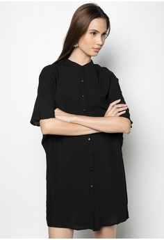 Melinda Collared Button Down Blouse