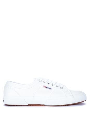 Superga white 2750-Efglu Sneakers 5DFD7SH8CD24F2GS_1