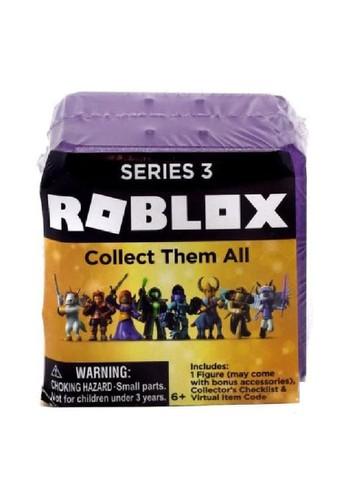 Roblox purple Roblox Mystery Figures S3 Purple Amethyst 1CD2ETH0F27F6CGS_1