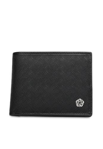 Wild Channel black Men's RFID Blocking Bi Fold Wallet 5D8F7AC93A2084GS_1