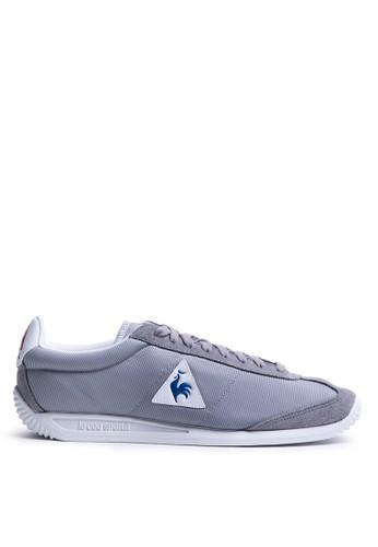 Le Coq Sportif silver Quartz Nylon Shoes 09241SH97FA4CAGS_1