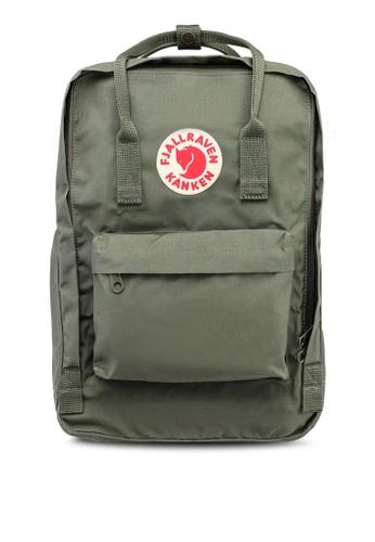 Fjallraven Kanken green Kanken 15 inch Backpack C0F7EACC09F6CBGS_1