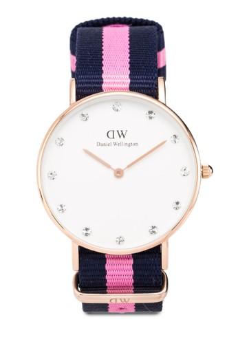 Classy Wincesprit門市地址hester-Watch Rose gold 34mm, 錶類, 其它錶帶