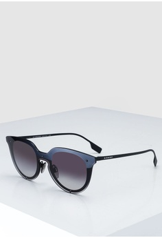 4bdd0b99a4 Burberry black Burberry BE3102 Sunglasses FE5A9GL154BBA9GS 1