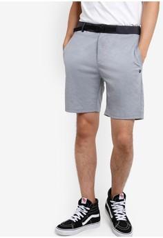 【ZALORA】 棉質短褲