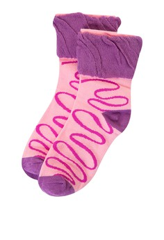 Epd Casual Garterless Socks