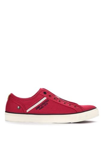 Jump red Izae Sneakers JU701SH0J3BPPH_1