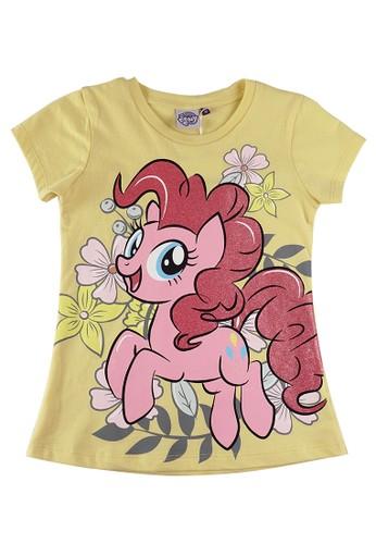 KIDS ICON yellow KIDS ICON - Kaos Anak Perempuan My Little Pony 04-12 Tahun With Printing Detail - PY100300200 23B2FKAD6F382DGS_1