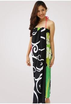 Image of Arabica Negra Hand Painted Sarong
