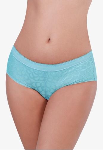 Neubodi blue Laurene Lavish Panty NE503US48HTFMY_1